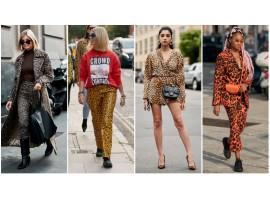 Trending - The animal instinct eye catching dresses
