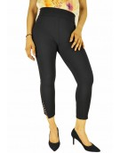 Jegging -  Stylish Black Color Jegging for women 3903