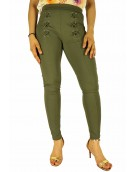 Jegging - Olive Color Jegging for women 3970