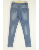 Jeans - Light Blue Denim Jeans for women 7056