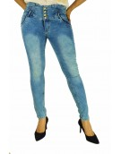Jeans - Dark Tint Denim Jeans for women 7586