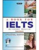 Book - A Book for IELTS with 2 CDs
