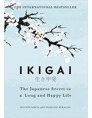 Book - Ikigai: The Japanese secret to a long and happy life