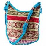 Sequins Work Design Ladies Blue Cute Shoulder Bag 117