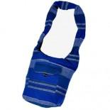 Designer Sequin Work Art Ladies Blue Shoulder Bag 138
