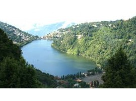 NAINITAL - AN AMAZING SUMMER STATION  IN  UP