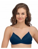 BACK LESS BRA - ROYAL BLUE