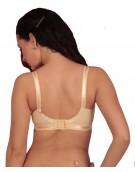 BRA - Women's Cotton Perfecto Non-Padded Non-Wired Regular Bra - SKIN