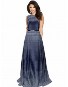 Gown for Women in colour Decent Blue