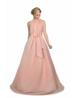 Gown for Women in colour Dyna Peach