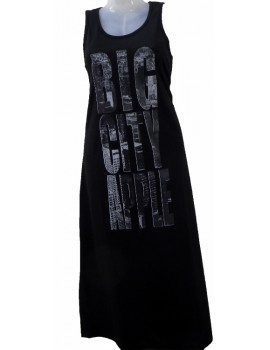 Women's Maxi Dress - Black