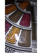 Double Bed Sheet with two pillow covers - Handloom 02