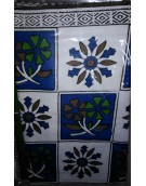 Double Bed Sheet with two pillow covers - Handloom 05
