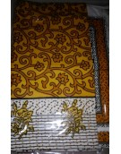 Double Bed Sheet with two pillow covers - Handloom 08