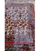 Double Bed Sheet with two pillow covers - Handloom 17