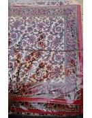 Double Bed Sheet with two pillow covers - Handloom 21