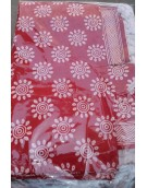 Double Bed Sheet with two pillow covers - Handloom 22