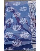 Double Bed Sheet with two pillow covers - Handloom 23