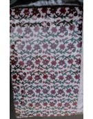 Double Bed Sheet with two pillow covers - Handloom 29