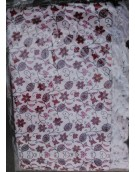 Double Bed Sheet with two pillow covers - Handloom 31