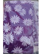 Double Bed Sheet with two pillow covers - Handloom 34