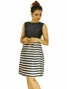 Dress - Beautiful Creta Black dress for women