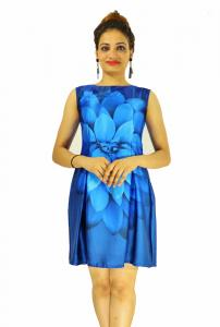 Dress for Women in colour Liza Blue