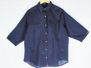 Shirt -  Designer Dark Blue Shirt For Women