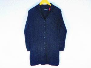 New Stylish Hot Woolen Black Color Cardigan For Women - Large Size