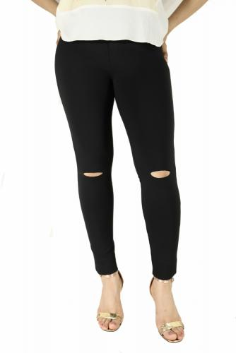 Jegging -  Jegging for women in Black 3973